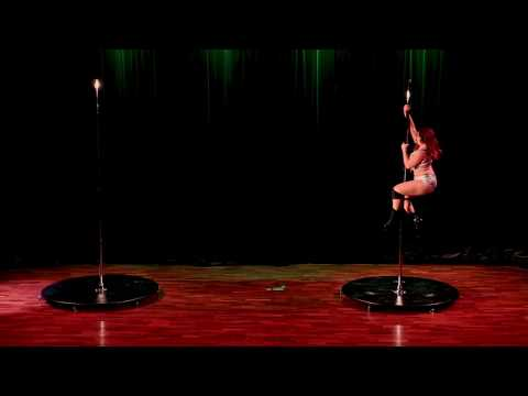 Jeanette - A Showcase of Grace -  Altitude Pole Auckland - Sep 2018