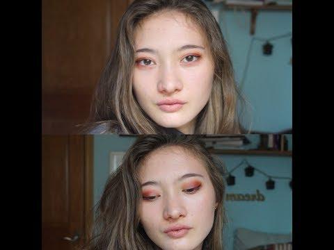 ColourPop Eyeshadows! || Easy look for brown eyes