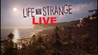Life Is Strange Episode 4:Dark Room Live