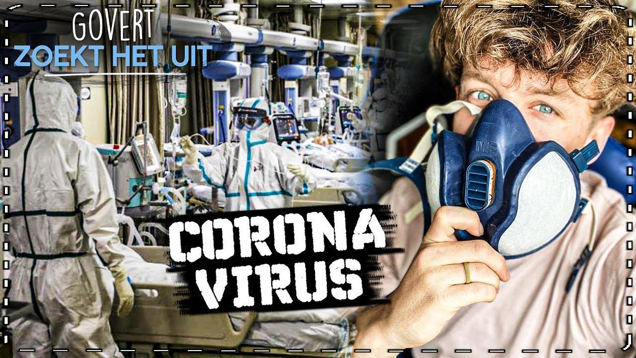 Kijk nu: Coronavirus: Govert zoekt het uit!