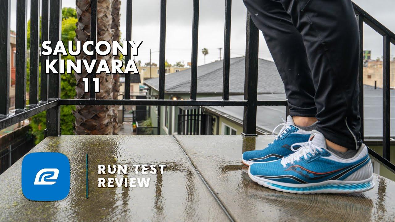Saucony Kinvara 11 Shoe Review - YouTube