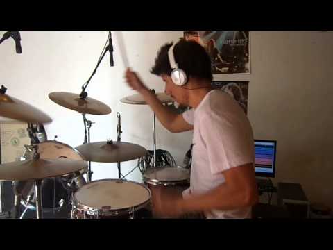 "Green Day - ""Dirty Rotten Bastards"" Drum Cover"