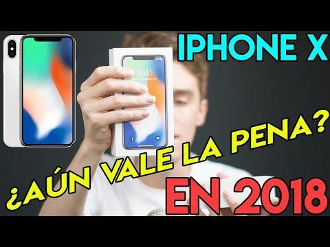 Iphone X En 2018 ¿Vale La Pena? UNBOXING