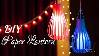 DIY Diwali Decoration Ideas | Paper Lantern