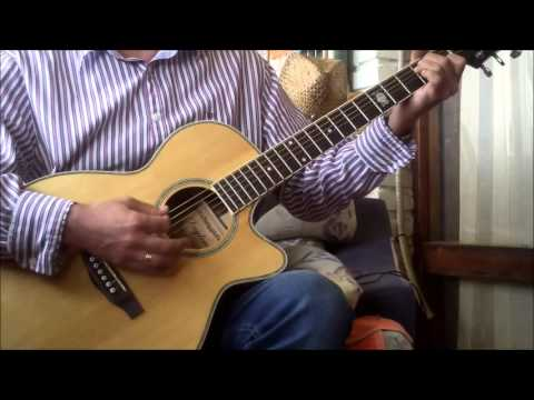 WILD HORSES   The Rolling Stones   Guitar cover