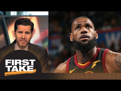 Will Cain shuts down overly praising new-look Cavaliers: 'Pump the brakes' | First Take | ESPN