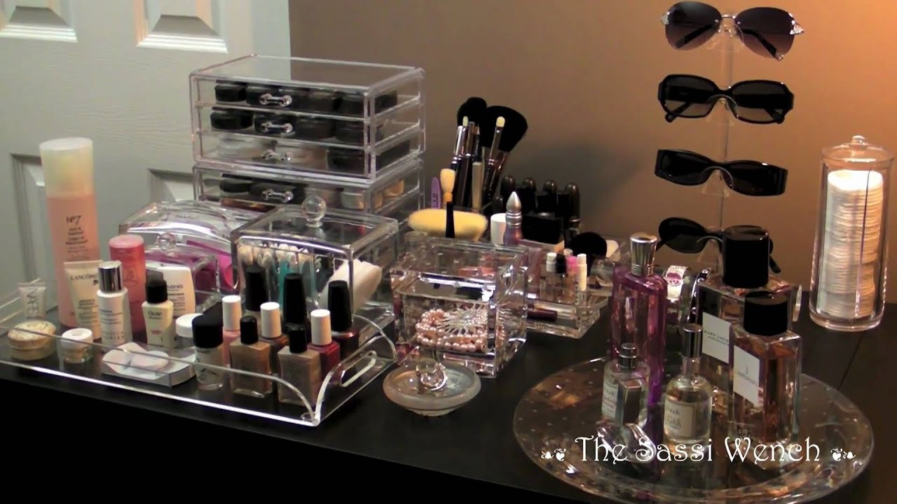& ?? Makeup and Accessory Storage Ideas ?? - YouTube