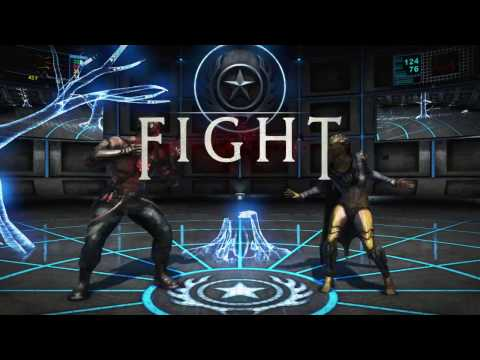 Online' Deus(Kano/Commando | Cybernetic) vs Jupe (Kano/Cutthroat D'Vorah/Brood Mother)