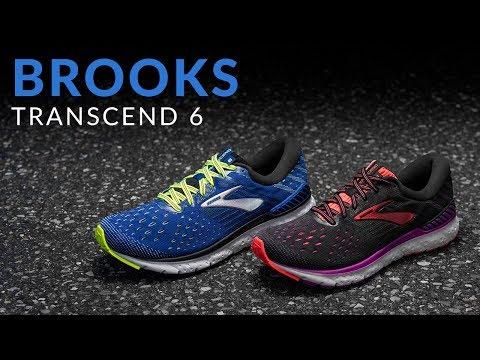 Brooks Transcend 6 - Running Shoe
