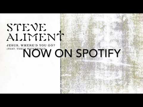 Jesus Where'd You Go? - Steve Aliment feat. Tekla Waterfield