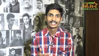 Director Krish Interview about Lagaram Movie