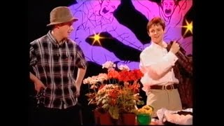 The Ant &amp Dec Show - Behind the scenes 1996