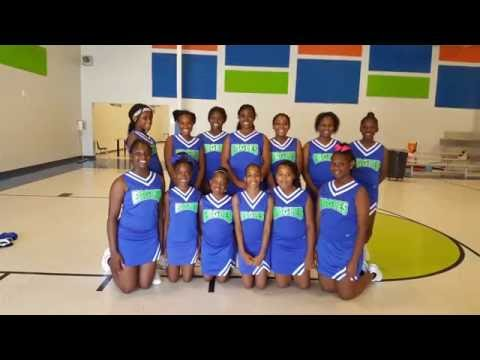 Advantage Charter Academy Cheerleaders 2016