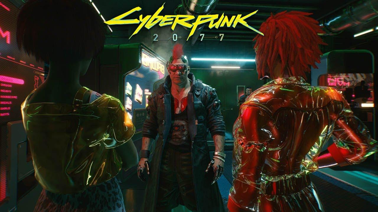 CYBERPUNK 2077 - Life Paths Trailer (Street Kid, Nomad, Corpo) @ ᴴᴰ ✔