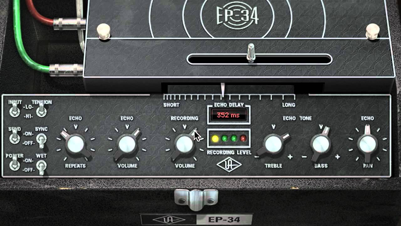 Ep 34 tape echo plug in for uad 2 youtube stopboris Image collections