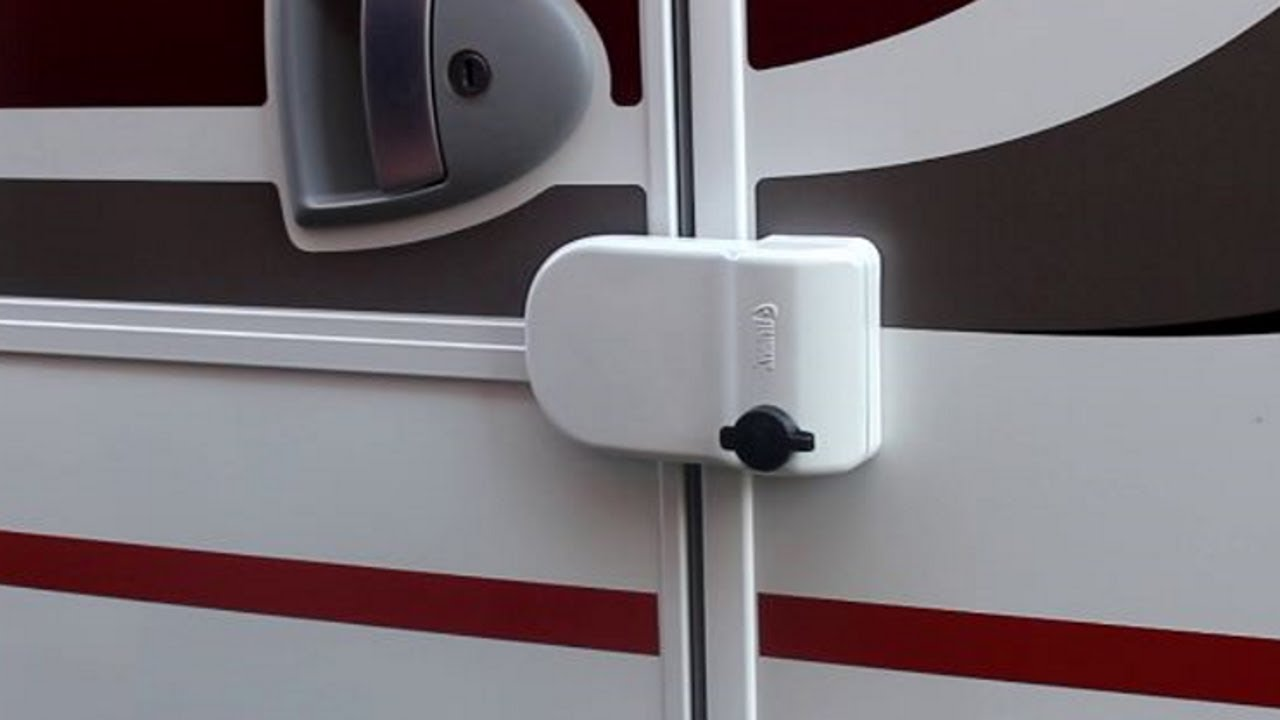 Fiamma Caravan Door Lock Youtube