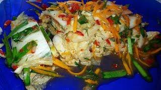 Кимчи (кимчхи, ким-чи, чимчхи, чимчха, чим-ча) из пекинской капусты.