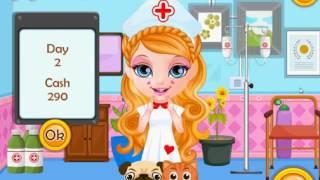 BABY BARBIE PET HOSPITAL МАЛЫШКА БАРБИ БОЛЬНИЦА ДЛЯ ЖИВОТНЫХ LA PEQUEÑA BARBIE HOSPITAL