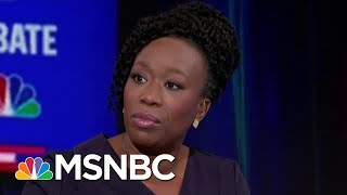 Joy Reid: Democrats' Choice Shows A Generational Divide | The 11th Hour | MSNBC