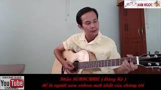 GUITAR COVER - MỘT MÌNH - VOCALS: TUẤN ANH