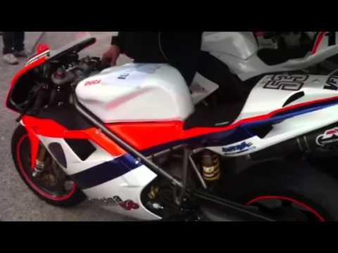 ducati 996 sbk sound - youtube