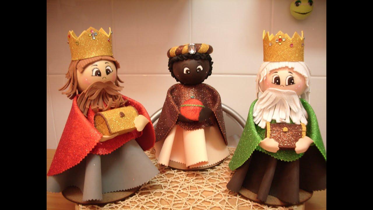 Manualidades De Los Reyes Magos