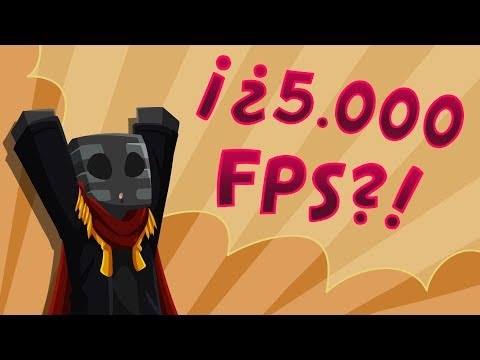 Download Youtube: Minecraft a 5000 FPS
