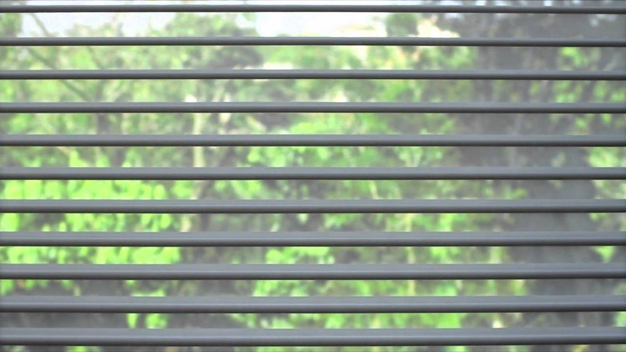 Cortina shangri la uniflex youtube for Cortinas transparentes