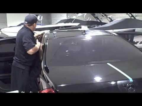 How to polish black paint