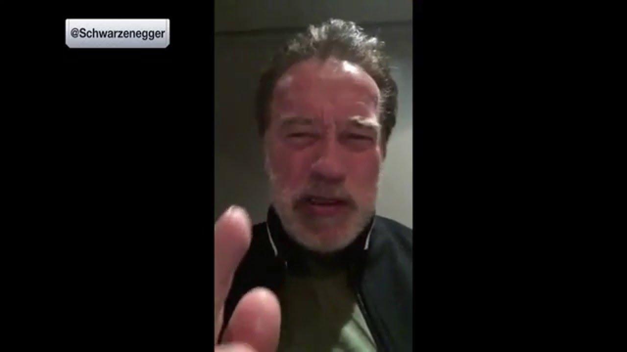 Arnold Schwarzenegger has a message for J.J. Watt and the Texans | NFL
