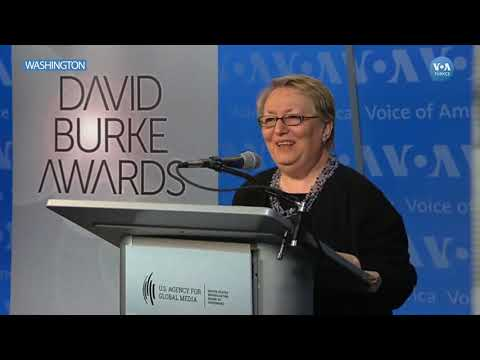 VOA Türkçe'ye David Burke Gazetecilik Ödülü
