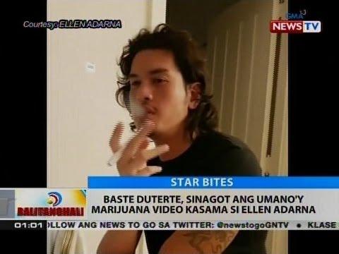BT: Baste Duterte, sinagot ang umano'y marijuana video kasama si Ellen Adarna