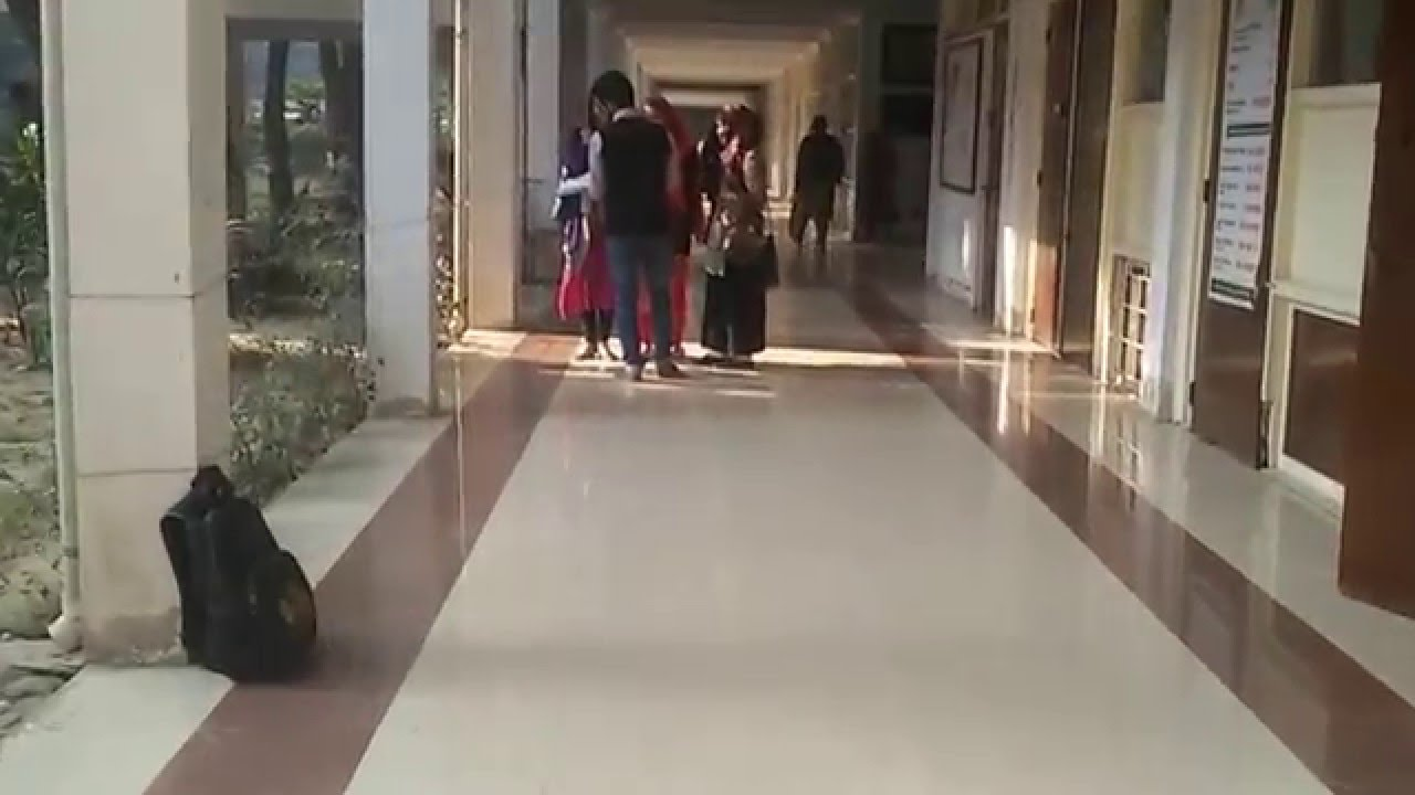 Punjab University Lahore Tour Youtube