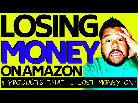 Losing Money On Amazon FBA | These Products LOST ME MONEY!