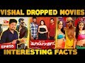 Interesting Facts #AKReview | EP 55 | Vishal Dropped And Upcoming Movies | #Nettv4u