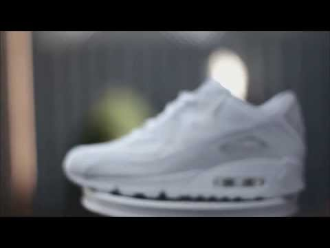 air-max-90s-all-white-hd-1080p-(with-on-foot)