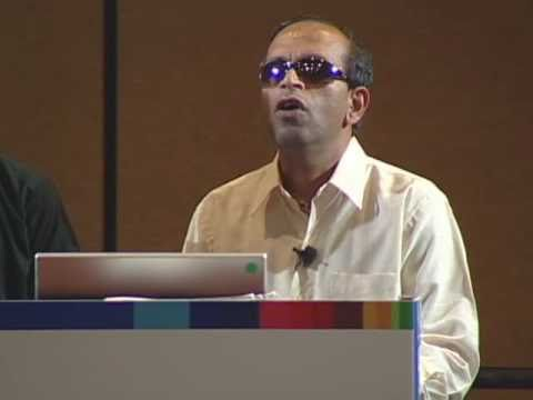 Google I/O 2009 - Text-To-Speech & Eyes-Free Project:Android