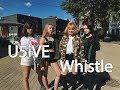 U5iVE KPOP IN PUBLIC BLACKPINK Whistle Dance Cover mp3