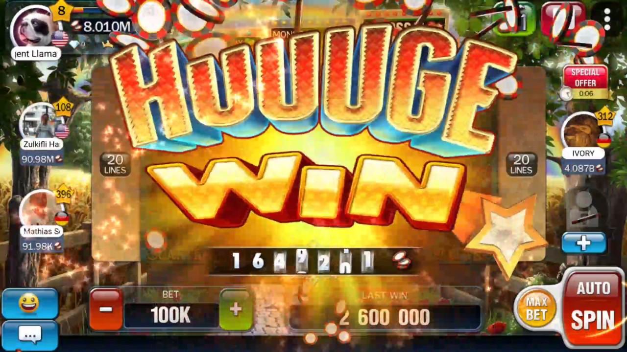 billionaire casino бонусы