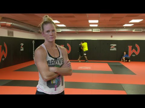 Holly Holm: