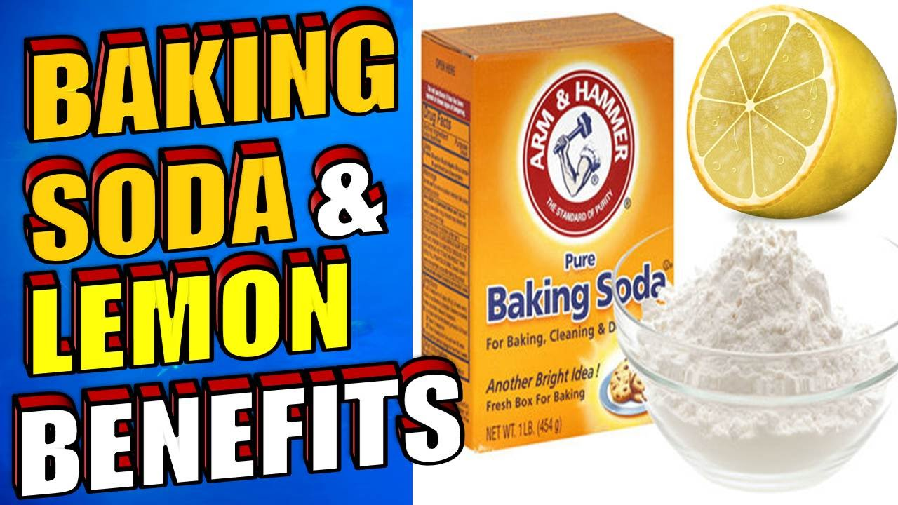 The Amazing Benefits Of Baking Soda Lemon Juice For Acne Cancer