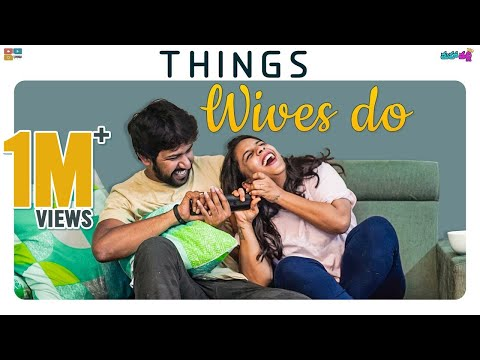 Things Wives Do -