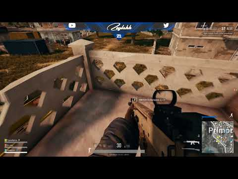 PUBG | (Shrugs Shoulder) | Ft. Rambo07 and Di_Only_