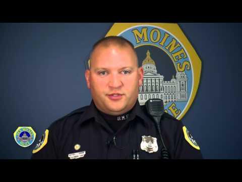 2015 Des Moines, Iowa Police Department Recruitment