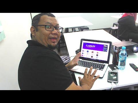 Master PHP - Complete Talk by Hanafiah Yahya @ Kreydle Academy