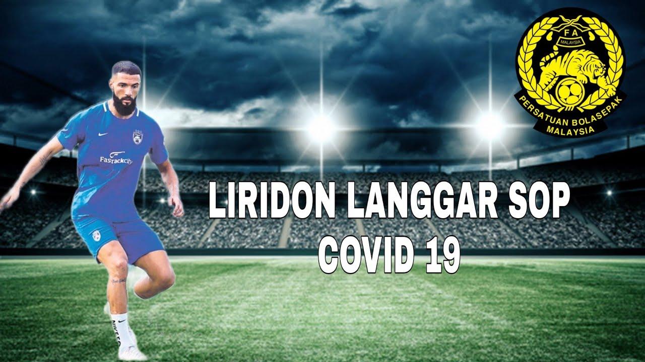 Download LIRIDON DIKATAKAN LANGAR SOP COVID19 @Awang Studios Bola