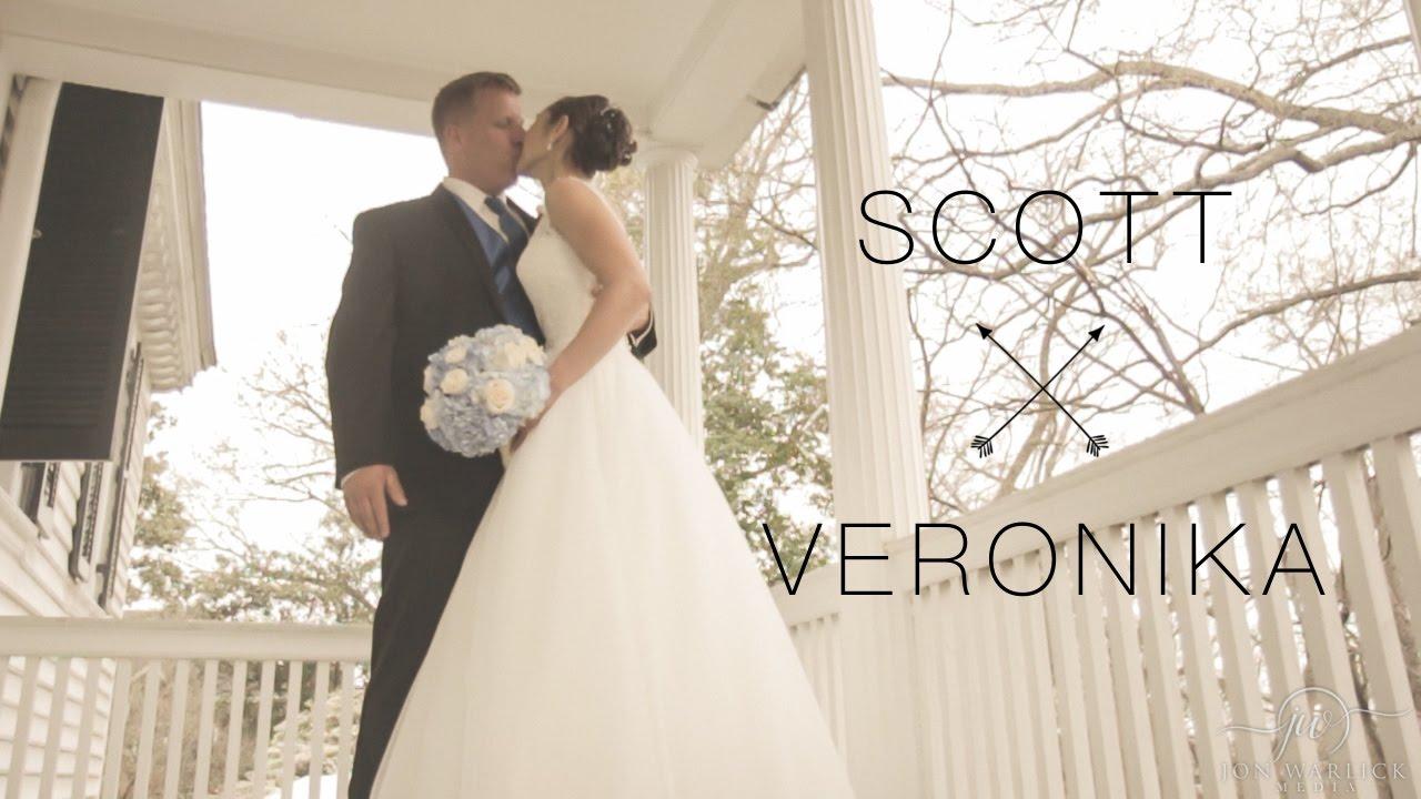 Scott Veronika Haywood Hall Raleigh Spring Wedding