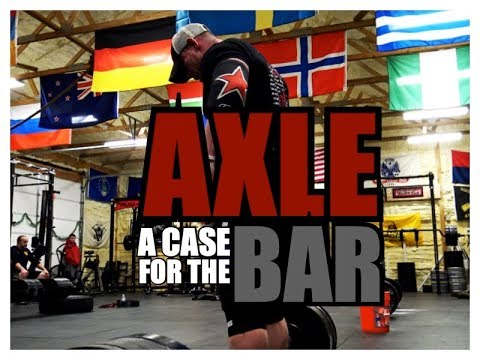 Why You SHOULD Use an AXLE BAR & Why It's SO Much HARDER