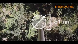 Fiskars PowerGear™X Telescopic Tree Pruner UPX86