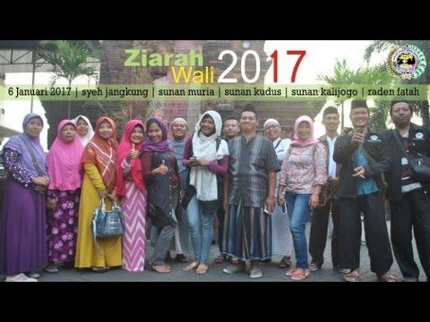 ZIARAH WALI SONGO JAWA TENGAH 2017